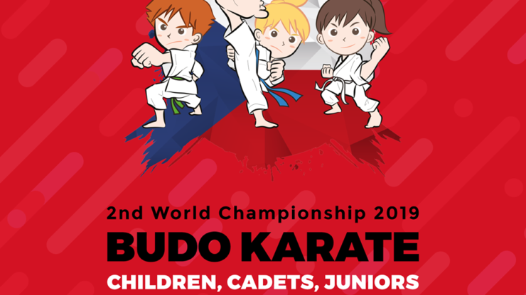 2. Světový pohár Budo karate dětí – Brno