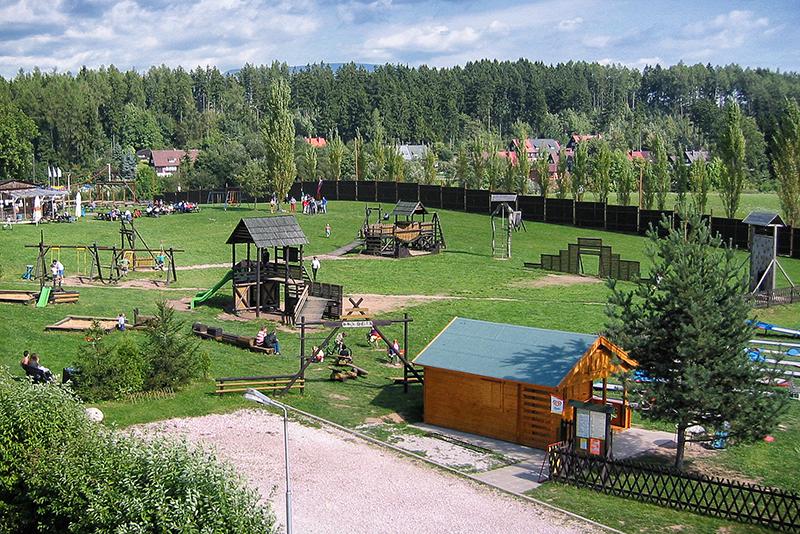 Letní soustředění 2020 – Krkonoše, Liščí farma
